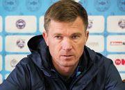 Юрий МАКСИМОВ: «Почему бы не замахнуться на Кубок Украины с Ворсклой?»