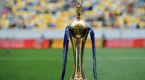 Стали известны пары 1/4 финала Кубка Украины