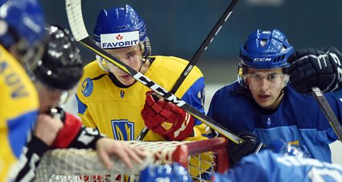 Чемпионат мира по хоккею U-20. Украина - Эстония. Смотреть онлайн