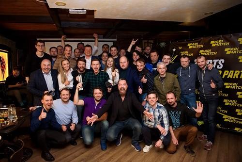 В Києві відбувся Parimatch sports media quiz 2019