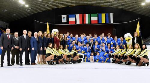 Тренер України U-20: У хлопців закінчилося дитинство, тепер дорослий хокей