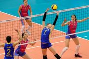 Запорізька Орбіта завершила виступи в жіночому Кубку ЄКВ