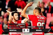 Порту і Бенфіка, суперник Шахтаря, пробилися в 1/4 фіналу Кубка Португалії