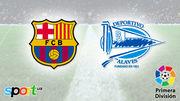 Где смотреть онлайн матч чемпионата Испании Барселона — Алавес