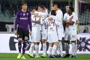 Фіалки зазнали фіаско в матчі Серії A проти Роми з Фонсекою