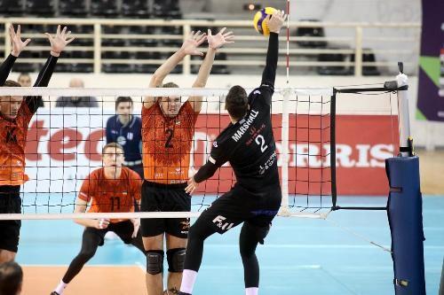 Барком-Кажани виграв повторний матч Кубка ЄКВ і вийшов до 1/8 фіналу