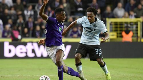 Брюгге с Соболем выиграл у Андерлехта и вышел в полуфинал Кубка Бельгии