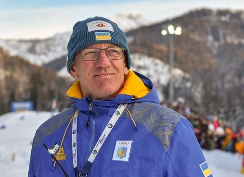 Юрай САНИТРА: «8-9 украинских биатлонистов могут выступать на Кубке мира»