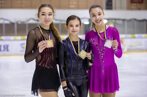 Определились все чемпионы Украины по фигурному катанию