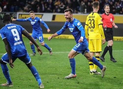 Хоффенхайм одержал волевую победу над дортмундской Боруссией