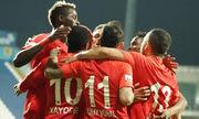 ВИДЕО. Кайоде оформил дубль в матче чемпионата Турции