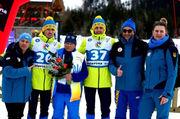 Украина заняла третье место в медальном зачете Дефлимпийских игр-2019