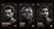 Мане, Салах і Марез претендують на звання гравець року в Африці