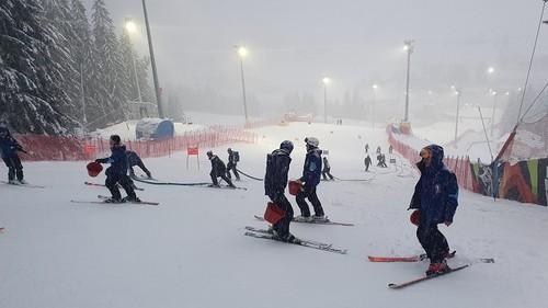 Первое поражение Риибера, проблемы с погодой. Итоги лыжной недели