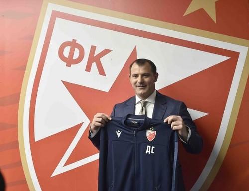 Станкович возглавил Црвену Звезду