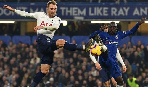 Футбол европа челси и тоттенхэм