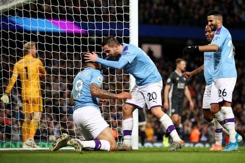 Манчестер Сіті – Лестер – 3:1. Відео голів та огляд матчу
