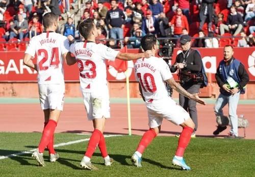 Мальорка – Севилья – 0:2. Видео голов и обзор матча