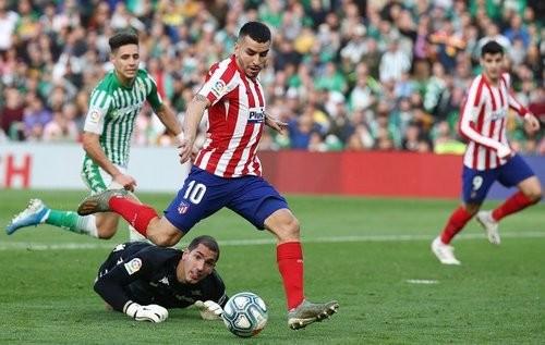 Атлетико обыграл Бетис на выезде