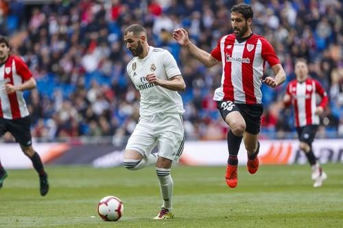 Реал не зумів здолати Атлетик і відпустив Барселону на два очки