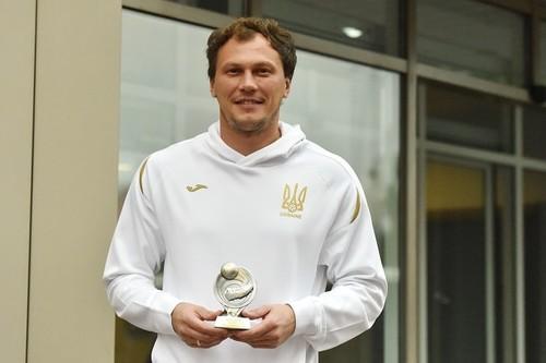 Ротань назвал лучших игроков сборной Украины
