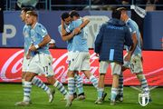 ВИДЕО. Как фанаты встретили Лацио после победы над Ювентусом