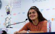 Андреєску знялася з турніру в Окленді через проблеми з коліном