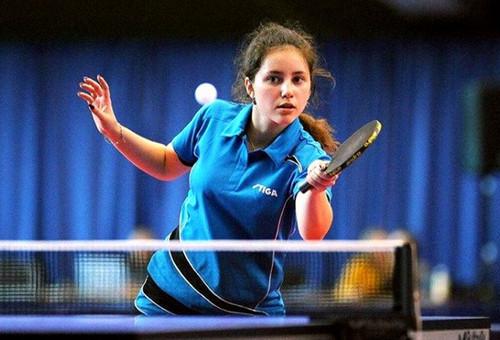 Украинка Братейко выиграла командный Кубок Чехии по настольному теннису