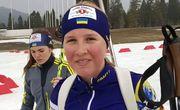 14-летняя Меркушина-младшая – чемпионка Украины в спринте