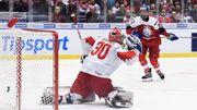 МЧМ по хоккею. Чехия обыграла Россию, успех Швейцарии