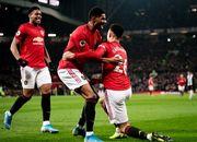 Манчестер Юнайтед разбил Ньюкасл, Марсьяль оформил дубль