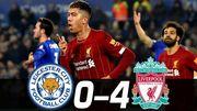 Лестер – Ліверпуль – 0:4. Відео голів та огляд матчу