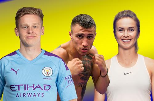 Выбираем лучшего спортсмена Украины-2019 вместе!