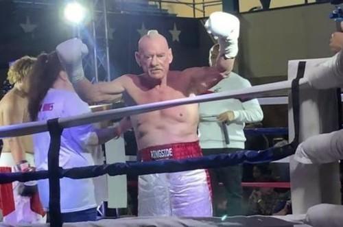 ВИДЕО. Мировой рекорд! Как 73-летний американец нокаутировал соперника