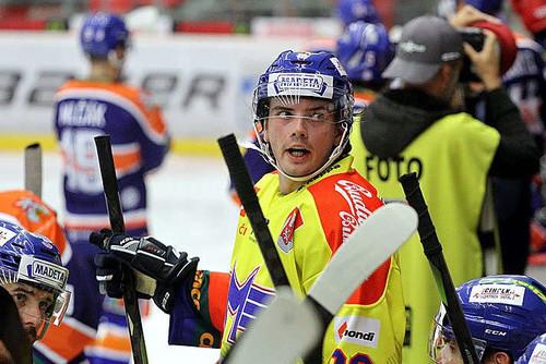 Український хокеїст зіграє за Чехію на чемпіонаті світу