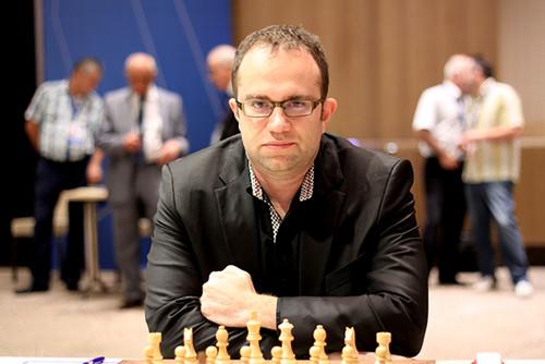 Украинский шахматист Эльянов прекратил выступления за сборную Украины