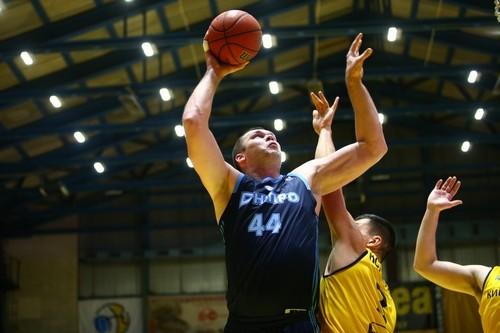 Днепр обыграл Киев-Баскет в последнем матче уходящего года