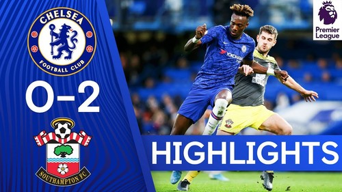 Челси – Саутгемптон – 0:2. Видео голов и обзор матча