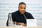 ФОТО. Беленюк примерил чемпионский пояс UFC