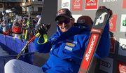 Горные лыжи. Парис одержал первую победу в сезоне
