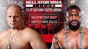 Де дивитися онлайн Bellator 237: Ємельяненко – Джексон