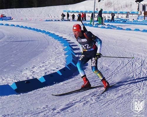 ЧУ-2019 по биатлону. Телень выиграл золото во втором спринте