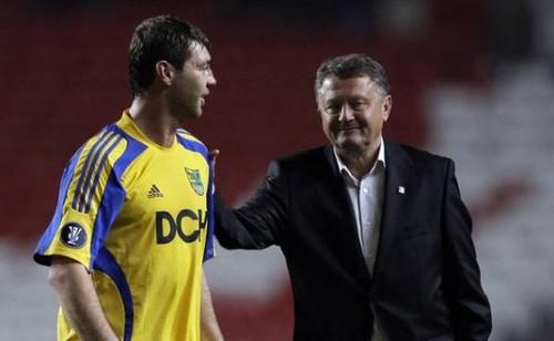 Мирон МАРКЕВИЧ: «Рикун міг би стати гравцем топ-клубу в Європі»