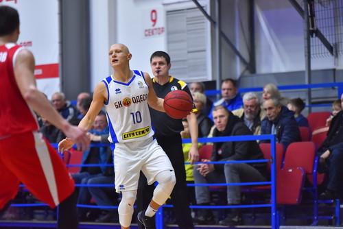 Одесса обыгрывает Житомир в первом четвертьфинальном матче Кубка Украины