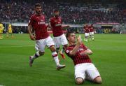 Серия A. Милан переиграл Фрозиноне и вошел в топ-4
