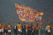 Галатасарай выиграл чемпионат Турции в 22-й раз