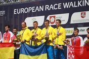 Дві збірні України виграли Кубок Європи зі спортивної ходьби