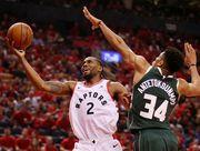 НБА. Торонто в двох овертаймах обіграв Мілуокі