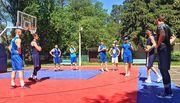 Сборная Украины по баскетболу 3х3 начала подготовку к чемпионату мира