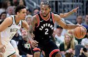 Сумасшедший кроссовер Ленарда в топ-5 дня в НБА